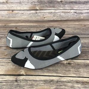 Skechers Cleo Flats Size 9 Sherlock Comfort Shoes
